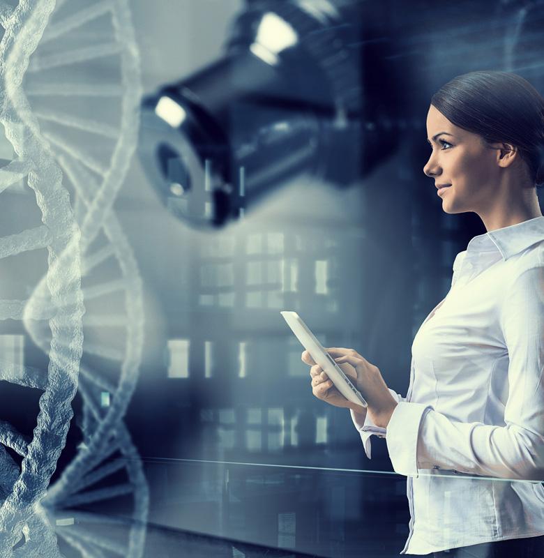La visione del nostro futuro - Health Biosciences